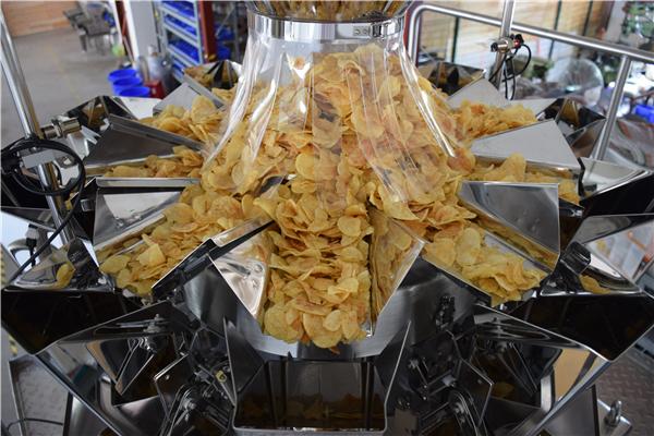 深圳薯片包装应用案例